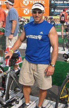 Michael Briody Triathlete